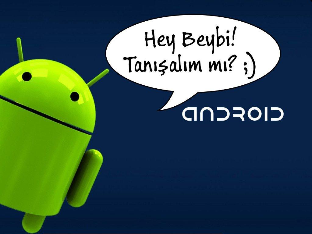 Android İşletim Sistemini Tanıyalım