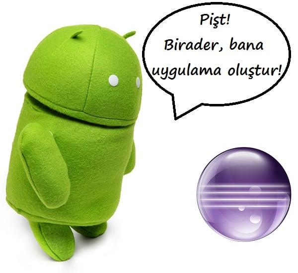 Eclipse Programı ve Android Uygulama Oluşturma