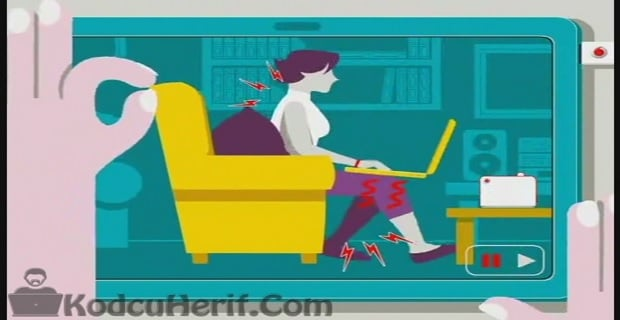 Bilgisayar Başında Otururken Yapılması Gerekenler