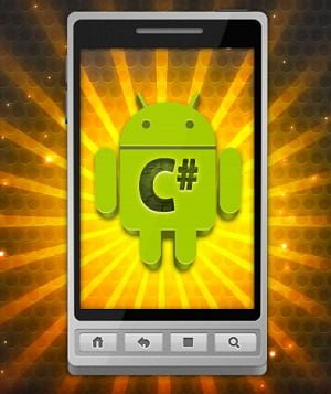 C# ile Android Uygulama