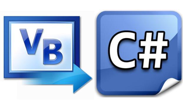Vb.Net 'ten C# 'a Geçmek