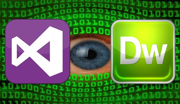 Visual Studio mu Yoksa Dreamweaver mı?
