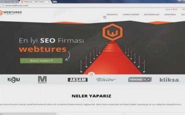 Web Sitesi İnceleme ve Tanıtım: Webtures