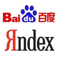 Baidu ve Yandex
