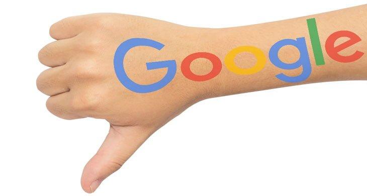 Sitenin Google 'da Ön Plana Çıkmama Nedenleri