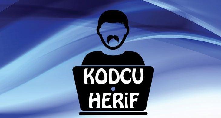 KodcuHerif.Com 'daki Önemli Gelişmeler