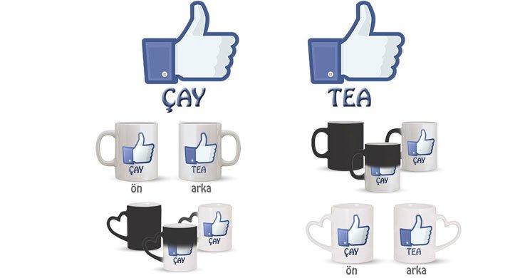 Like Çay - Tea Kupa Bardak