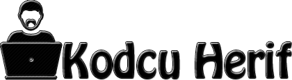 Kodcu Herif - Yazılım, Web Tasarım ve Bilişimin Eğlenceli Adresi