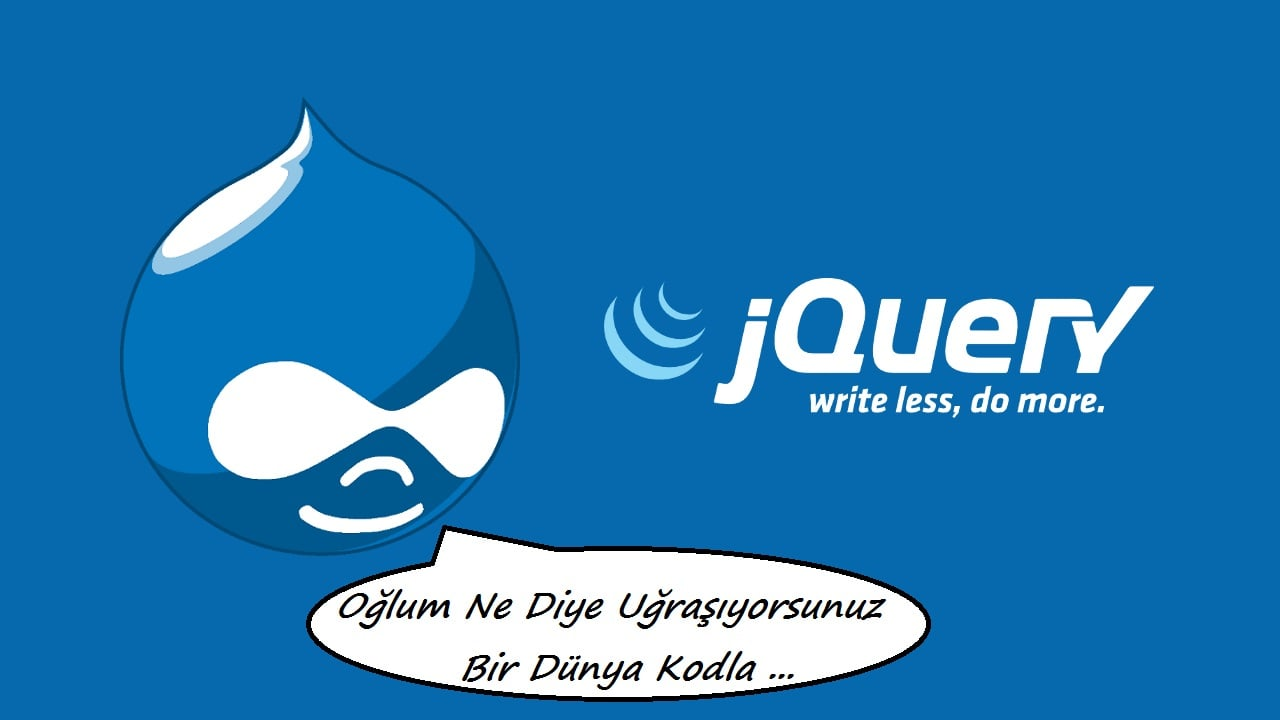 JQuery ile Tanışalım