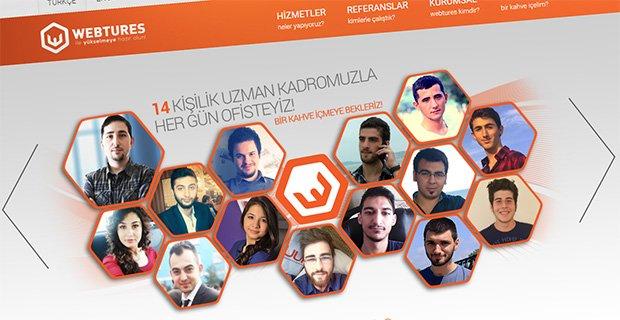 Kodcu Herif 'in Yeni Sponsoru Webtures