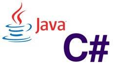 Java C#