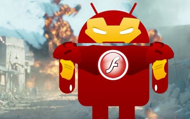 Android de Flash Destekleniyor mu?