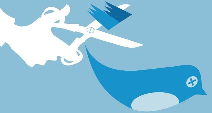 Twitter Yine Kapatıldı!