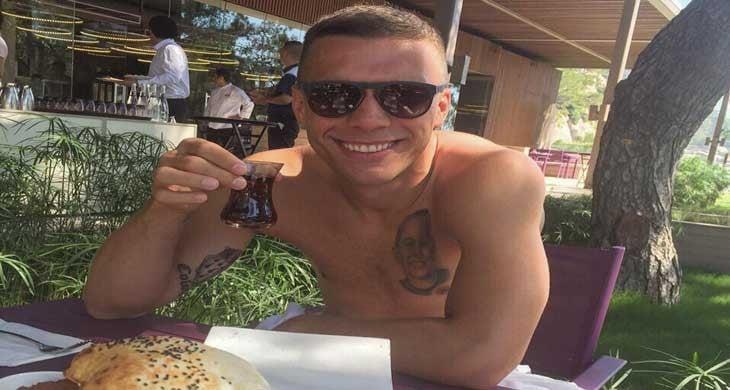 Twitter 'da Podolski 'nin Ortasını Çaykur Gole Çevirdi