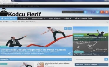 İnceleme Bilgi: Web Sitesi Renk ve Sayfa Düzeni