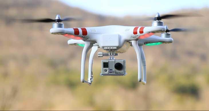 Havada Drone Tehlikesi Artıyor