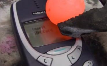 Sonunda 3310 'u Kullanılmaz Hale Getirmeyi Başardılar