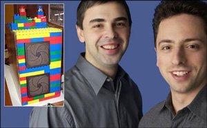 Larry Page ve Sergey Brin