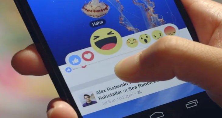 Facebook Beğen Butonuna Alternatifler Geliyor