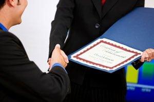 Sertifika ve Diploma