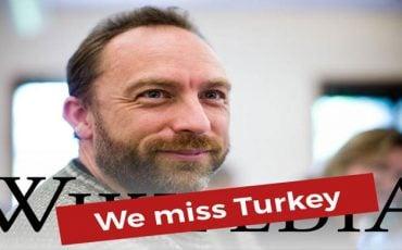 """Wikipedia """"Türkiye 'yi Özledik"""" Kampanyası Başlattı"""